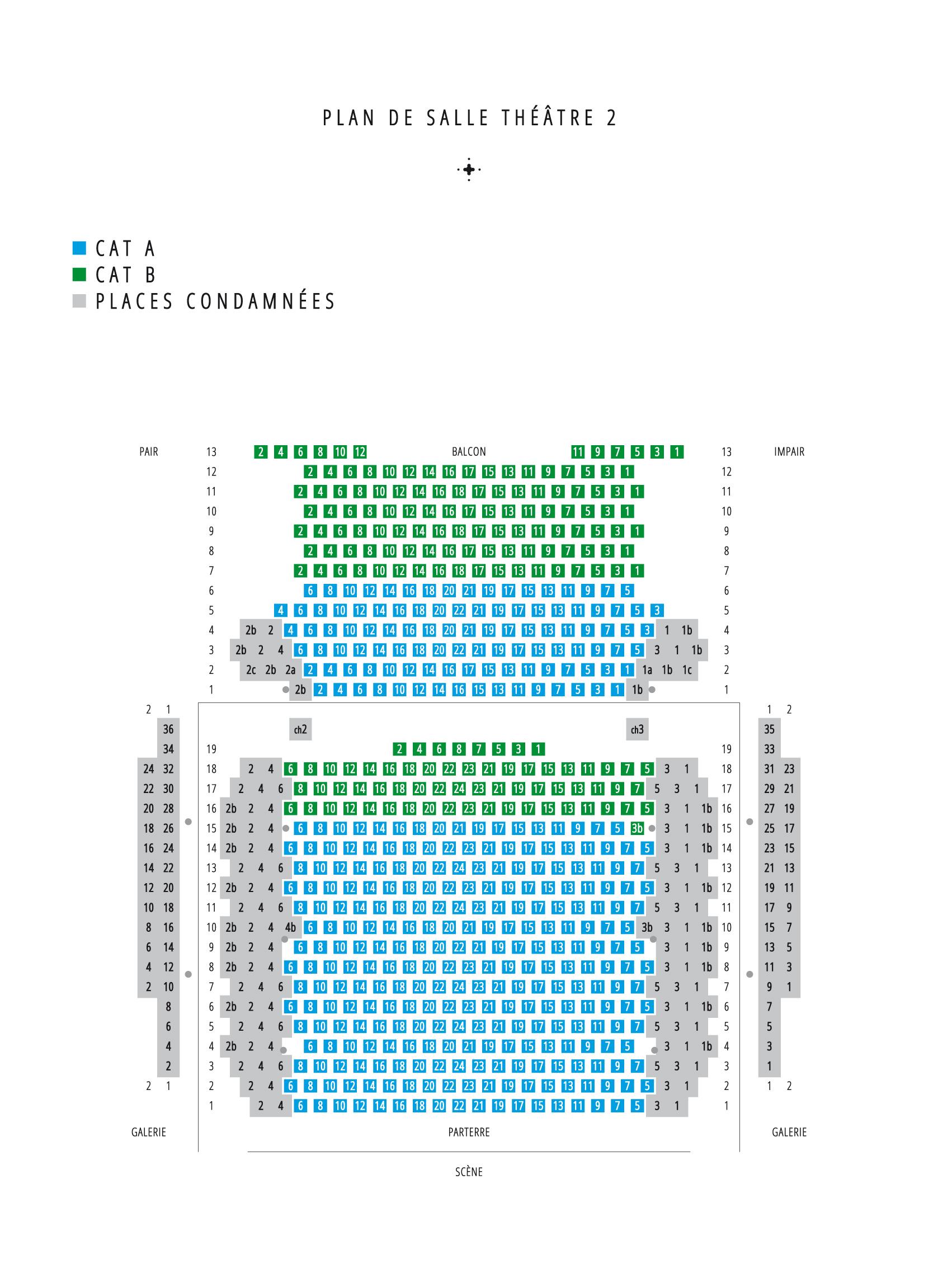 Les histoires d 39 a andromaque - Plan salle theatre porte saint martin ...